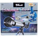 Микроскоп+телескоп.