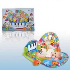 Детский развивающий коврик-игровой центр.