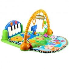 Детский игровой коврик с пианино.