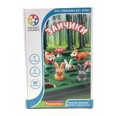 Логическая игра BONDIBON Зайчики, арт. SG 421 RU.