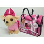 Собачка ЧиЧи в сумке