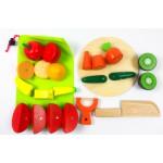 Игровой набор «Фрукты и овощи»