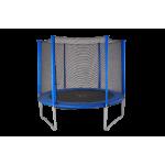 Батут с сеткой безопасности и лестницей, 12 футов (366 см)