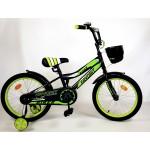 Детский двухколесный велосипед FAVORIT, модель BIKER,BIK-18GN