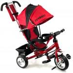 Велосипед детский трехколесный FAVORIT, модель TRIKE CLASSIC,FTC-108ER