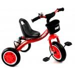 Велосипед детский трехколесный FAVORIT, модель TRIKE KIDS,FTK-108DR