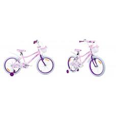 Велосипед двухколесный для детей Aist WIKI 20 розовый 2020 BY