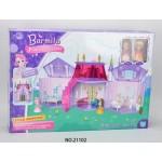 Игровой набор «Домик для кукол»,21102