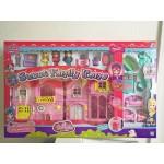 Игровой набор «Домик для кукол»,60300