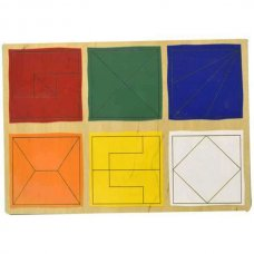 Сложи квадрат уровень 2