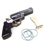 Револьвер Пистолет с резинками