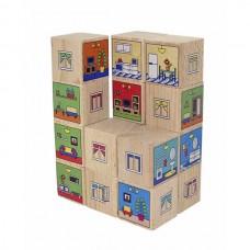 Кубики Квартиры