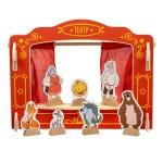 Кукольный театр 16 персонажей