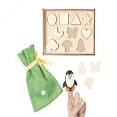Чудесный мешочек и пингвин Льдинка
