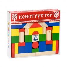 Конструктор Цветной (65 дет.)