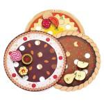 Юный кондитер, Пицца-пирог-торт-2 (117302)