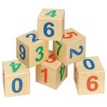 Кубики Веселый счет