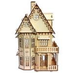 Чудо-Дом 70 см (131 дет.) Констуктор из дерева