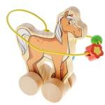 Лошадь Лабиринт-каталка