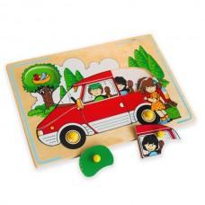 Автомобиль (с подложкой)