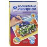 Волшебные акварели Отважная команда, арт. FN-737126