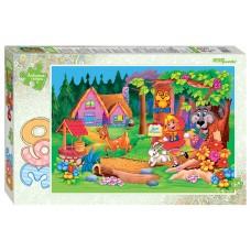 """Мозаика """"puzzle"""" 360 """"Красная Шапочка"""" (Любимые сказки), арт. SP-73074"""