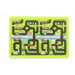 Тетрис Город, Головоломка. Игрушка деревянная развивающая. арт. DG-А015-ANT