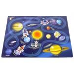 Магнитная игра «Космос», арт. 02748