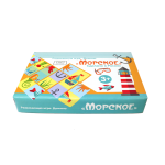 """IG0106 Развивающая игра """"Домино Морское"""""""