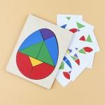 "Головоломка ""Колумбово Яйцо"" с карточками, арт. RK1152"
