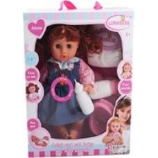 Музыкальная кукла с аксессуарами.