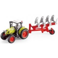 1:16 Инерционный трактор.