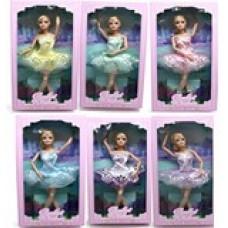 Кукла-балерина .