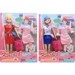 Кукла Кайлили -стюардесса.