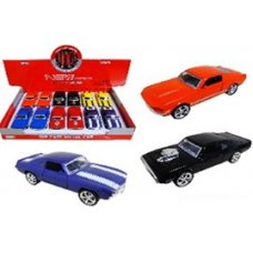 1:38 ford, dodge, Chevrolet