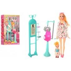 Кукла-офтальмолог.