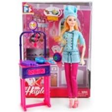 Кукла-повар.
