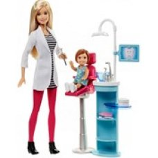 Кукла-дантист.