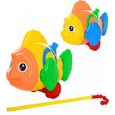 Каталка-Рыбка.