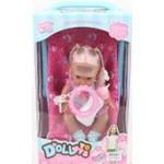 Кукла в люльке.