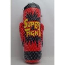 """Подвесная боксерская груша """"Super fighter""""."""