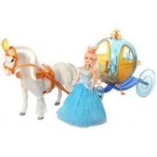 Кукла с каретой.