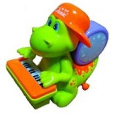 Музыкальный динозаврик.