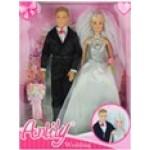 """Кукольный набор""""свадьба""""."""