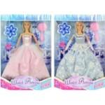 """Кукла """"Зимняя принцесса""""."""